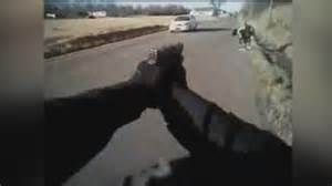 Cop fatally shoots man in the back as he is running away ...