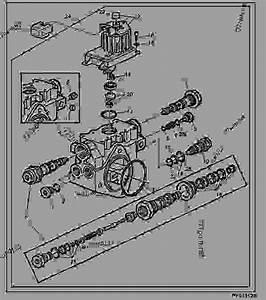 Rockshaft Control Valve With Stepper Motor