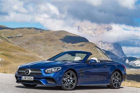Mercedes-Benz SL400 review review