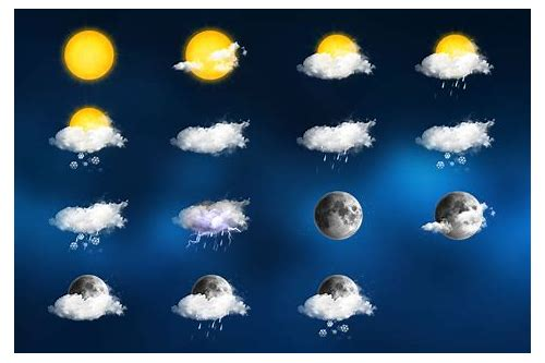 Download free animated weather icons :: ketfroussflatta