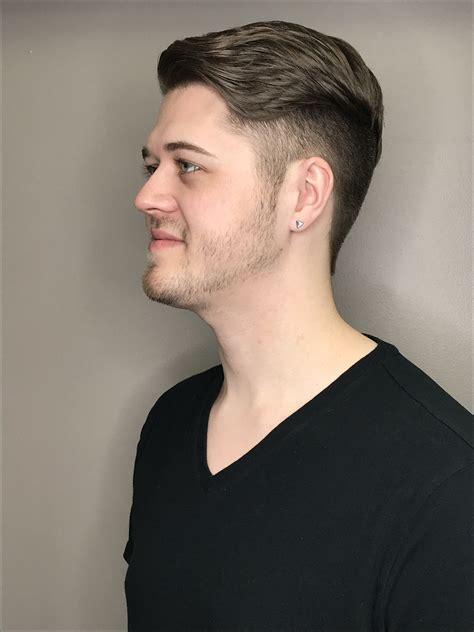 men hairstyle inn salons