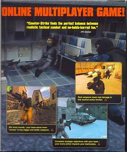 Half-Life: Counter-Strike (2013) Linux box cover art ...