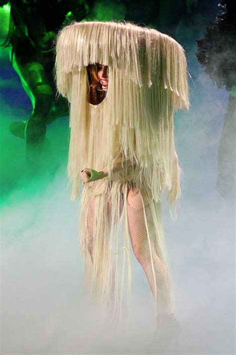 famous lady gagas outfits    pics