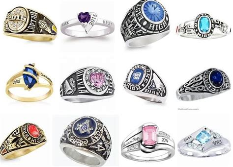 design your own class ring best class rings jewelry
