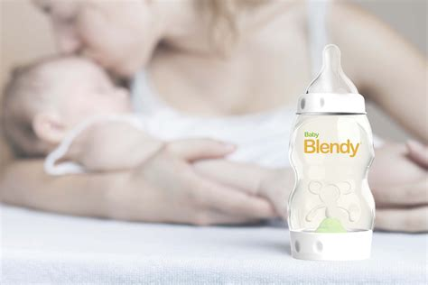 Baby Blendy Has Designed And Patented The First And Only