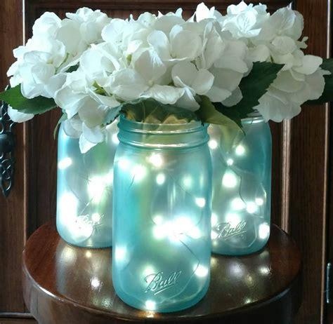 mason jar table decoration  centerpiece ideas