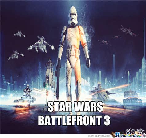 Battlefront Memes - star wars battlefront 3 by clysm meme center
