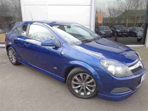 2010 Vauxhall Astra Sport 1.4 3dr, Air Conditioning