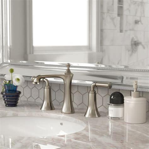 yosemite home decor   widespread  handle bathroom