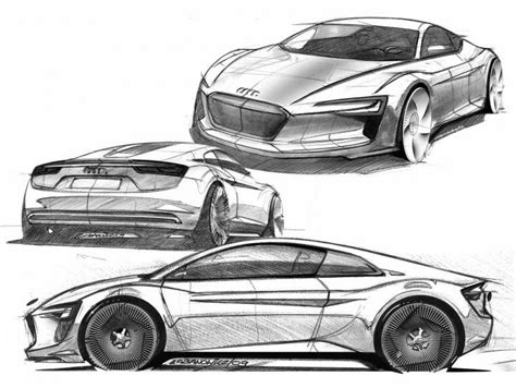 Car Design Concepts : Best 25+ Car Design Sketch Ideas On Pinterest