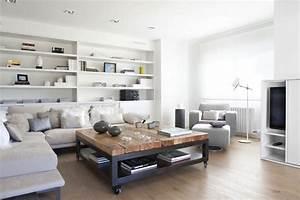 Idée Déco Petit Appartement : sobri t naturelle ~ Zukunftsfamilie.com Idées de Décoration