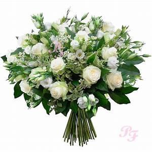 Fleurs Pour Mariage : les fleurs mariage bouquet nuage d 39 amour ~ Dode.kayakingforconservation.com Idées de Décoration