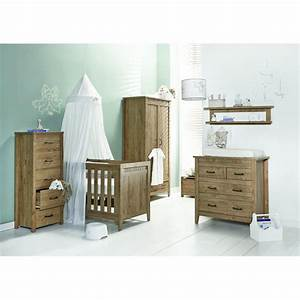 Babystyle Chateaux Nursery Furniture Set From W H Watts ...