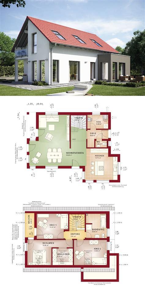 Haus Mit Erker Modern by Grundriss Einfamilienhaus Modern 3d For Wohndesign Ideen