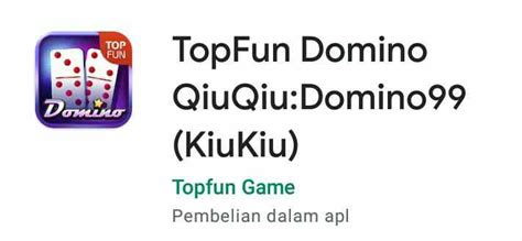 The present life makes people feel tired and stressed. Download Domino QiuQiu TopFun APK For Iphone - Game Kartu