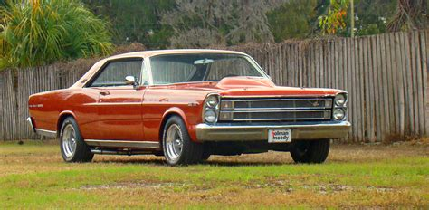 Classic Fords by Power Profile Steve Smith Has A Collection Of