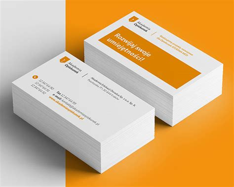 15+ Simple Yet Professional Business Card Designs For