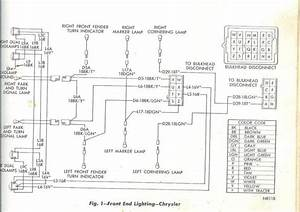 68 Chrysler 300 Engine And Headlight Motor Wiring Diagram