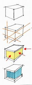 Cube House  Architectural Diagram