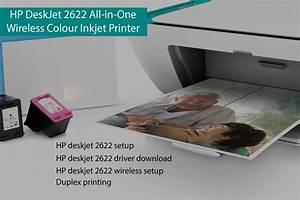 Step By Step Instructions For Hp Deskjet 2622 Printer