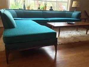 Mid century modern sectional sofa 30 stylish sofa for Mid century 3 piece sectional sofa