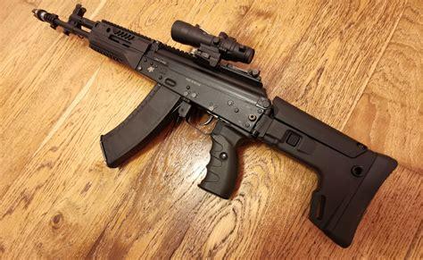 POTD: Remington/Bushmaster ACR Stock Adapter for AK Rifles ...