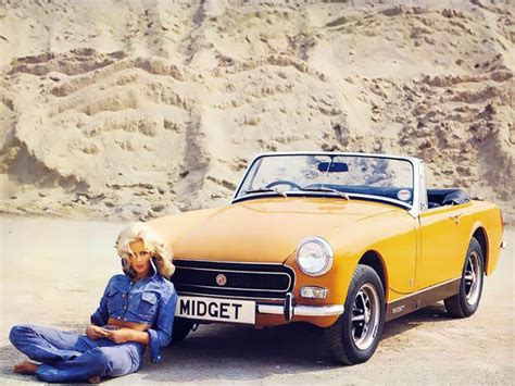 Classic MG Midget cars for sale | Classic and Performance Car