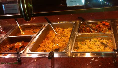 buffet cuisine lost in food paradise road map to an indian restaurant buffet