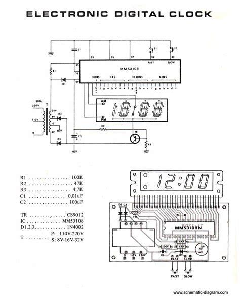 clock circuit page 2 meter counter circuits next gr