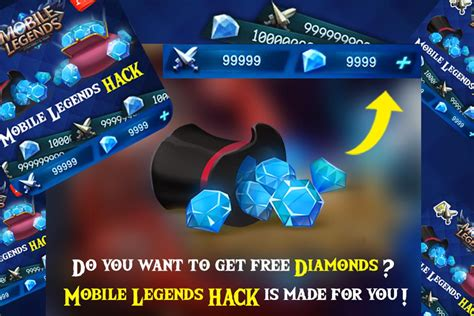 Instant Mobile Legends Rewards Daily Free Diamond For