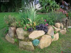 20170902235938 modele de rocaille de jardin avsortcom With modeles de rocailles jardin 5 plante de rocaille liste ooreka