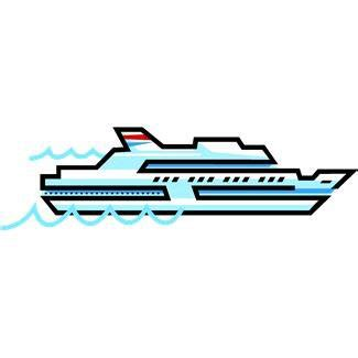 How To Draw Cruise Ships