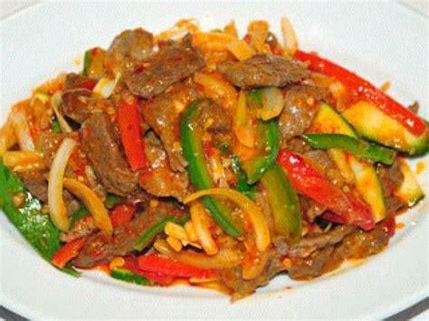 recette de cuisine marmiton boeuf au satay thaïlande recette de boeuf au satay