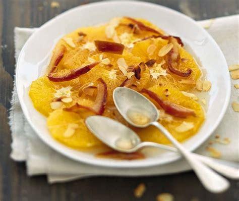 recette salade d oranges aux dattes
