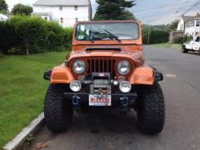 1982 Jeep Cj7 Ford 5 0l F I  Ford 9 U0026quot  Rear And Dana 44