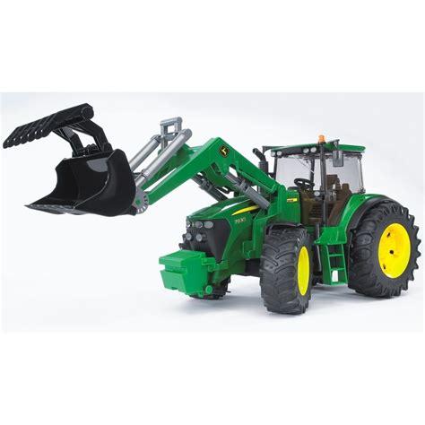 bruder farm bruder john deere 7930 tractor with loader 03051 farm