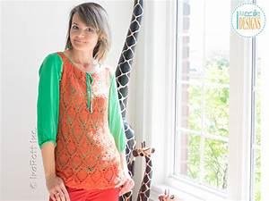 Charming Pineapples Crochet Top Blouse Pdf Crochet Pattern