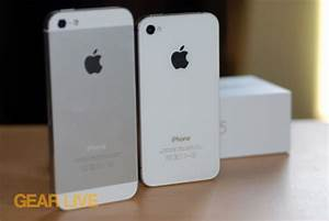 Iphone 5 White And Silver Vs Black And Slate | www ...