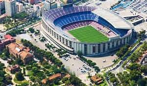 The Largest Football (Soccer) Stadiums In The World ...