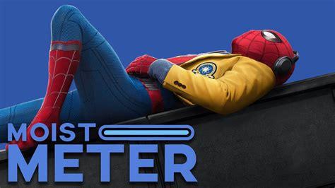 moist meter spider man homecoming youtube