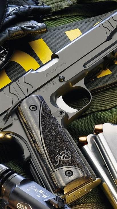 Police Desktop Gun Sheepdog Guns Defense Knife
