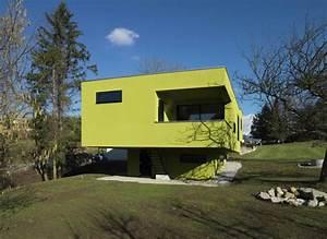 Haus Aus Beton Kosten : gr nes haus in feldkirch a sichtbeton im innenraum objekte ~ Yasmunasinghe.com Haus und Dekorationen
