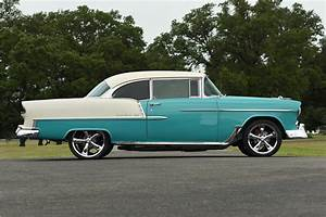 1955 Chevrolet Bel Air Custom Hardtop