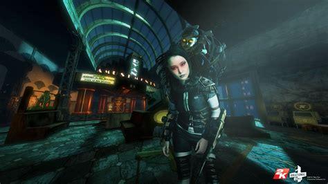 Bioshock The Collection Wallpaper Cosplay Meets Fashion In This Rapturous Bioshock Clothing Line Kotaku Australia