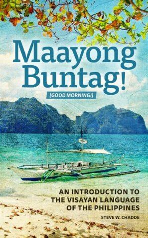 maayong buntag  introduction   visayan language