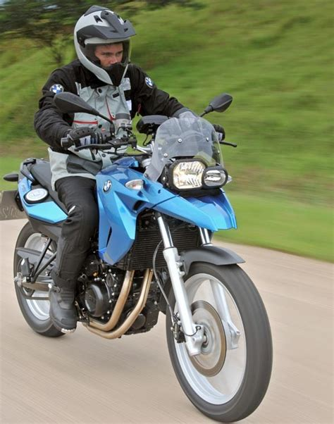 Bmw F650gs Review by Bmw F650gs Single Cylinder Review