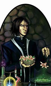 Professor Snape - Severus Snape Fan Art (29418029) - Fanpop