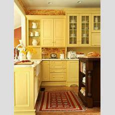 Frische Farben Für Die Küche 58 Wohnideen In Gelb