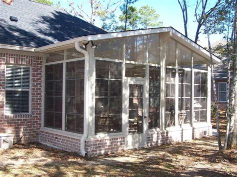 Eze Breeze  Carolina Home Exteriors