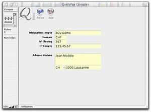 Ouvrir Un Compte Bancaire En Suisse En étant Français : quickpay 2 pour effectuer vos paiements bancaires via internet ~ Maxctalentgroup.com Avis de Voitures